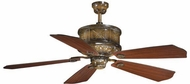 Vaxcel FN56308AW Gibraltar Aged Walnut Finish 56  Wide Home Ceiling Fan