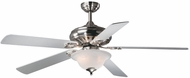 Vaxcel FN60212SN Pamplona Satin Nickel Finish 22.5  Tall Ceiling Fan