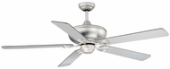 Vaxcel FN60301BN Marsailles Brushed Nickel Finish 60  Wide Home Ceiling Fan