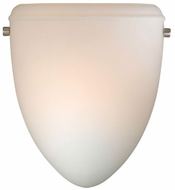 Vaxcel HS-WSU090BN Helsinki Brushed Nickel Finish 9.5  Tall Light Sconce