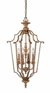 Vaxcel KB-PDU180TZ Kimball Traditional Tuscan Bronze Finish 18  Wide Pendant Lighting