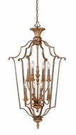 Vaxcel KB-PDU240TZ Kimball Traditional Tuscan Bronze Finish 40.5  Tall Pendant Light