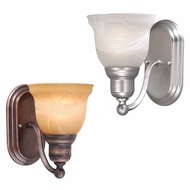 Vaxcel LS-VLU101 LaSalle 8.5  Tall Wall Sconce Lighting