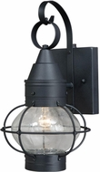 Vaxcel OW21871TB Chatham Vintage Textured Black Exterior Lighting Sconce