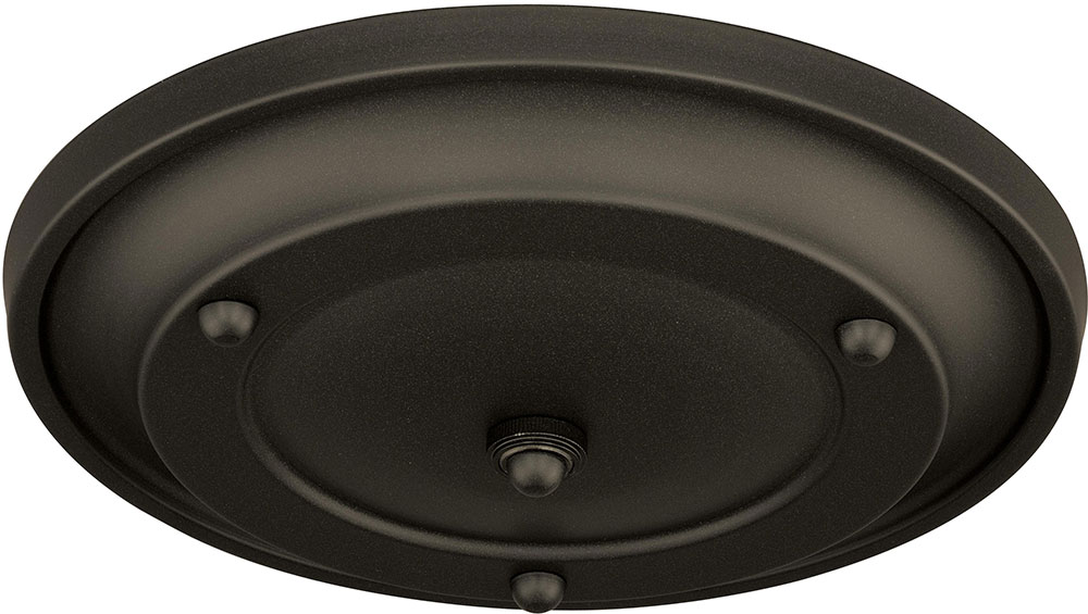 Vaxcel P0062 Oil Rubbed Bronze Small Canopy Kit Multiple