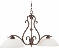Vaxcel P0148 Hartford Weathered Patina Kitchen Island Light