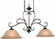 Vaxcel RV-PDD360VT Riviera Traditional Vintage Patina Finish 19.5  Tall Island Lighting