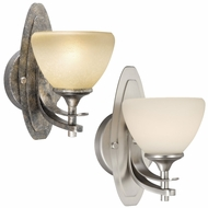 Vaxcel SE-VLU001 Sebring 9.75  Tall Lighting Sconce