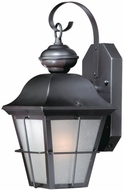 Vaxcel SR53133OR New Haven Oil Rubbed Bronze Outdoor Smart Lighting Wall Light Sconce