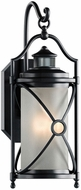 Vaxcel T0039 Tilo Oil Rubbed Bronze Finish 11 Wide Outdoor Lighting Sconce