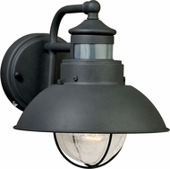 Vaxcel T0126 Harwich Vintage Textured Gray Exterior Smart Lighting Wall Sconce Lighting