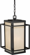 Vaxcel T0141 Hyde Park  Craftsman Espresso Bronze Outdoor Drop Ceiling Lighting