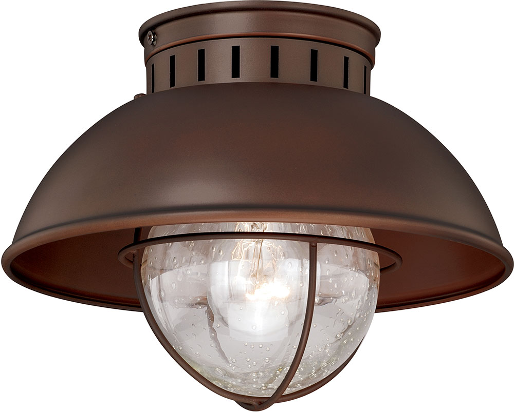 Vaxcel T0143 Harwich Vintage Burnished Bronze Outdoor