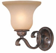 Vaxcel VL35401RBZ-B Monrovia Royal Bronze Wall Lighting