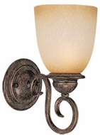 Vaxcel VL35921AZ-B Mont Blanc Aztec Bronze Sconce Lighting
