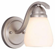 Vaxcel VL36481BN Inns Brook Brushed Nickel Light Sconce