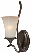 Vaxcel W0041 Sonora Venetian Bronze Finish 9  Wide Lighting Wall Sconce