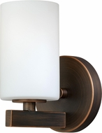 Vaxcel W0121 Glendale Sienna Bronze Wall Lighting Fixture
