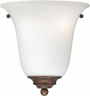 Vaxcel W0165 Hartford Weathered Patina Wall Lighting Sconce