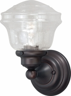 Vaxcel W0188 Huntley Oil Rubbed Bronze Wall Sconce