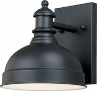 Vaxcel W0226 Keenan Oil Rubbed Bronze Wall Mounted Lamp