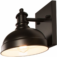 Vaxcel W0226 Keenan Oil Rubbed Bronze Wall Sconce Light