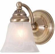 Vaxcel WL35121A Standford Antique Brass Wall Sconce