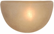 Vaxcel WS29956W Saturn White Light Sconce