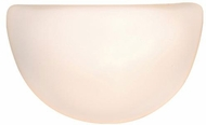 Vaxcel WS29964W Inns Brook White Lighting Sconce