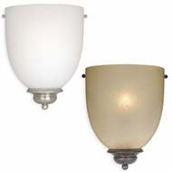 Vaxcel WS35979 Mont Blanc 4  Wide Light Sconce