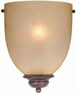 Vaxcel WS35979AZ-B Mont Blanc Aztec Bronze Wall Light Sconce