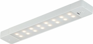 Vaxcel X0002 Instalux Modern White LED 16  Motion Controlled Under Cabinet Lighting