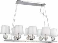 World Imports 19520-YOWW Speranza Chrome Kitchen Island Lighting