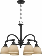 World Imports 353688 Amelia Oil Rubbed Bronze Mini Lighting Chandelier