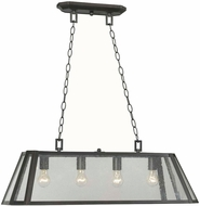 World Imports 613488 Bedford Oil Rubbed Bronze Island Lighting