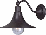 World Imports 9071A89 Brandon Bronze Outdoor Lighting Wall Sconce