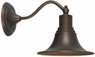 World Imports 909686 Dark Sky Kingston Antique Copper Outdoor Wall Lighting Sconce