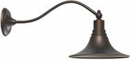 World Imports 909786 Dark Sky Kingston Antique Copper Exterior Wall Sconce Lighting