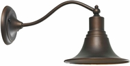 World Imports 909886 Dark Sky Kingston Antique Copper Outdoor Wall Mounted Lamp