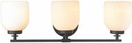 World Imports EW1006OB4 Kelly Oil Rubbed Bronze 3-Light Bath Sconce