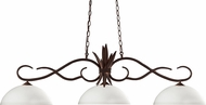 Z-Lite 129BRZ-DMO14 Chicago Bronze Kitchen Island Lighting