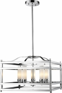Z-Lite 180-5 Altadore Chrome 20.85  Wide Mini Lighting Chandelier