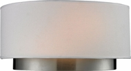 Z-Lite 186-2S Jade Chrome 6  Tall Wall Light Fixture