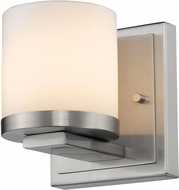 Z-Lite 1912-1S-BN-LED Nori Brushed Nickel LED Wall Sconce