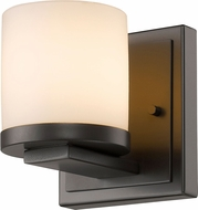 Z-Lite 1912-1S-BRZ-LED Nori Bronze LED Wall Lamp