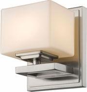 Z-Lite 1914-1S-BN-LED Cuvier Brushed Nickel LED Lamp Sconce