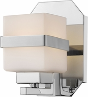 Z-Lite 1915-1S-CH-LED Ascend Modern Chrome LED Wall Lamp