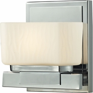 Z-Lite 3020-1V-LED Gaia Chrome LED Wall Light Sconce