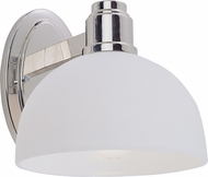 Z-Lite 314-1S-CH Chelsey Chrome 8 Wide Wall Lighting Fixture
