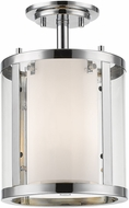Z-Lite 426SF-CH Willow Chrome Ceiling Lighting Fixture
